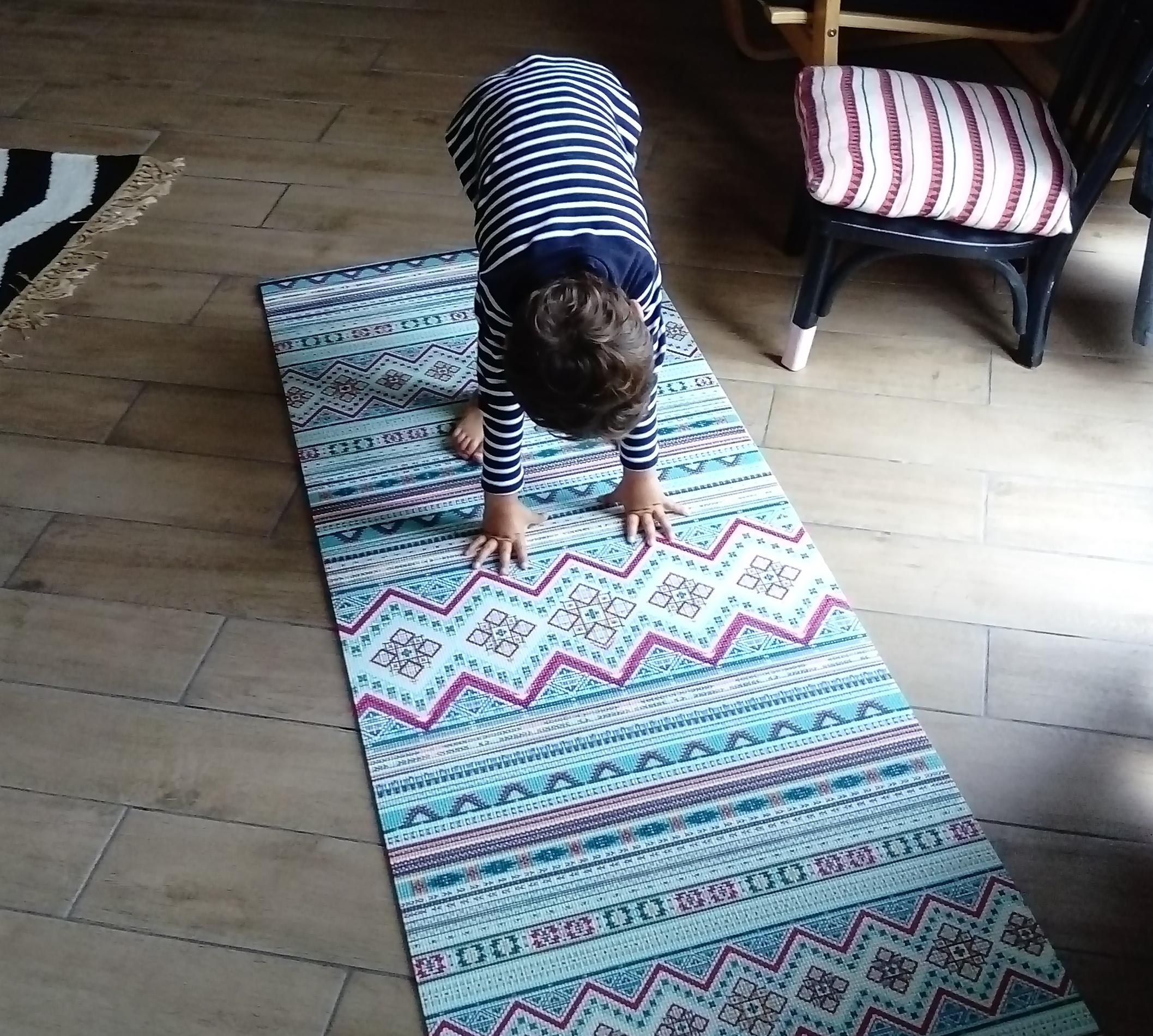 Yoga pour enfants de 3 à 6 ans